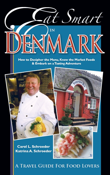 Eat Smart in Denmark Front Cover