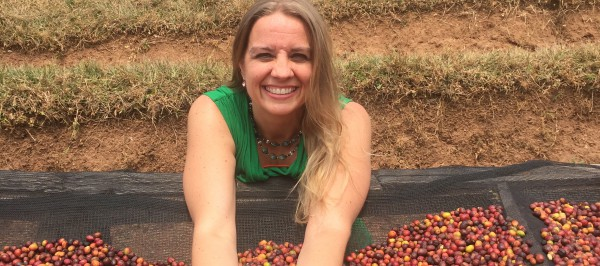 Erika Koss Magic Cherries from Rwanda! July 2016