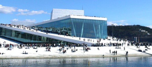 Norway National Opera House