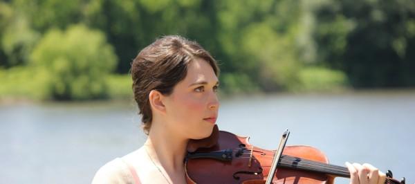 R Panitch violin photo Shana Weinerman
